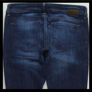 Mavi Annie Straight Leg Jeans Women's 29/32 #1405